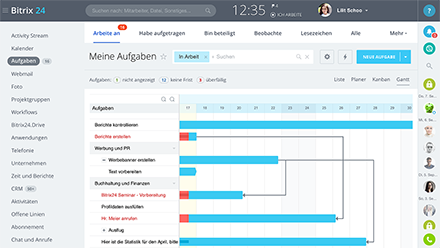 Intranet Projektmanagement für Ihr Business